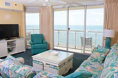 Building - CRESCENT SHORES - N 1202 - North Myrtle Beach - rentals