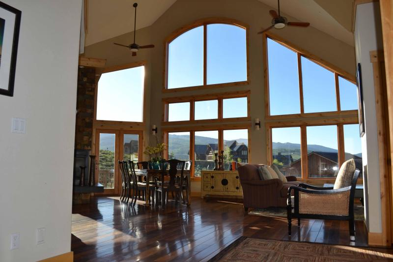 Huge Home -- Sleeps 12 -- Awesome Views!!! - Image 1 - Crested Butte - rentals