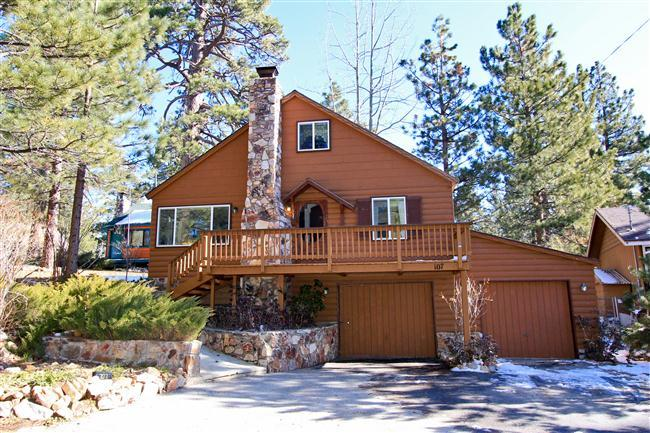 Bearview Cabin - Image 1 - Big Bear Lake - rentals