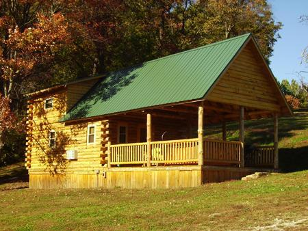The Old Red Cabin - Image 1 - Scio - rentals
