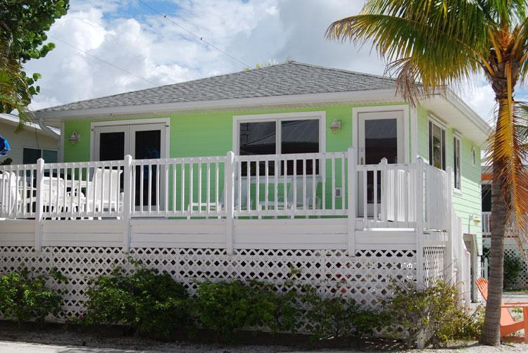 The Island Cottage - Cottages of Paradise Point - Island Cottage - Fort Myers Beach - rentals