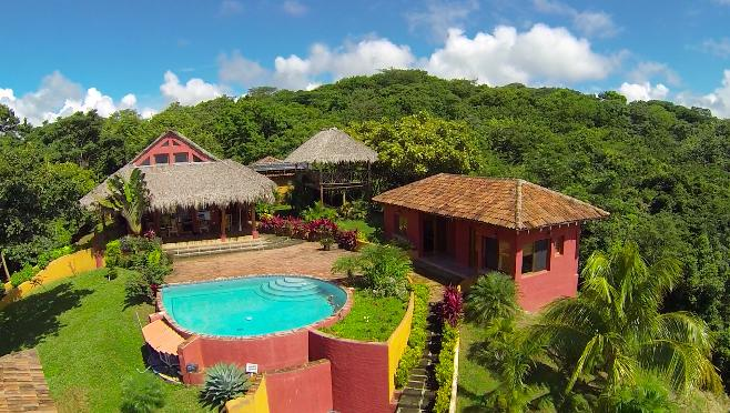 Tropical Bali Design, Views, Beach, Pool, Monkeys, Toucans, Heaven - Image 1 - San Juan del Sur - rentals