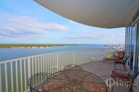 Lagoon Tower 1402 - Image 1 - Gulf Shores - rentals