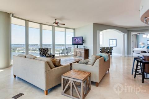 Bella Luna PH-1 - Image 1 - Orange Beach - rentals