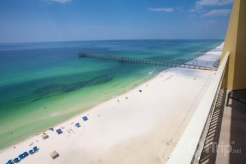 2 1908 Calypso Beach Towers - Image 1 - Panama City Beach - rentals