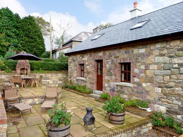 ROSE COTTAGE, pet friendly, country holiday cottage, with a garden in Gorey, County Wexford, Ref 11590 - Image 1 - Gorey - rentals
