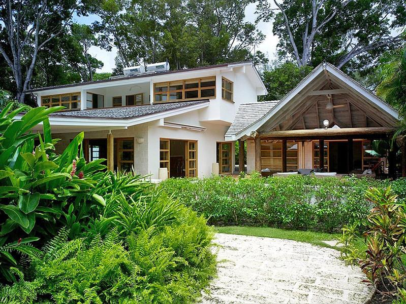 Thespina at Church Point, Barbados - Beachfront, Relaxing And Comfortable, Contemporary Caribbean Style - Image 1 - Christ Church - rentals