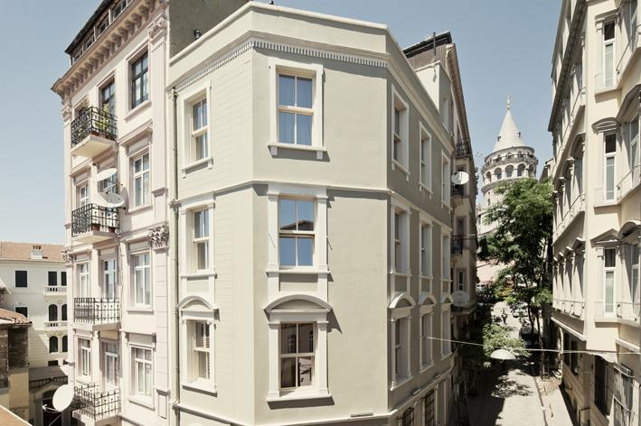 Baylosuites, steps from Galata Tower - Brand new serviced apartment in Galata, Beyoglu - Istanbul - rentals