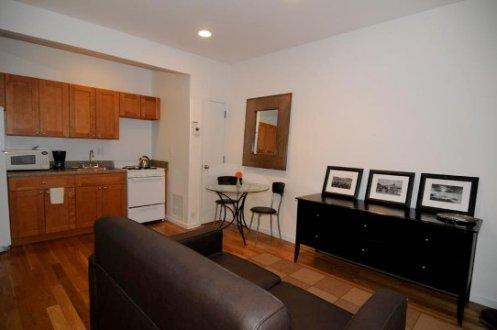 Uptown Deluxe Suite A - Image 1 - New York City - rentals