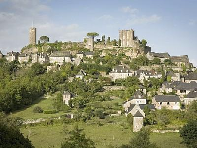 Village of Turenne - One of the Most Beautiful Villages of France - La Petite Maison - Turenne - rentals