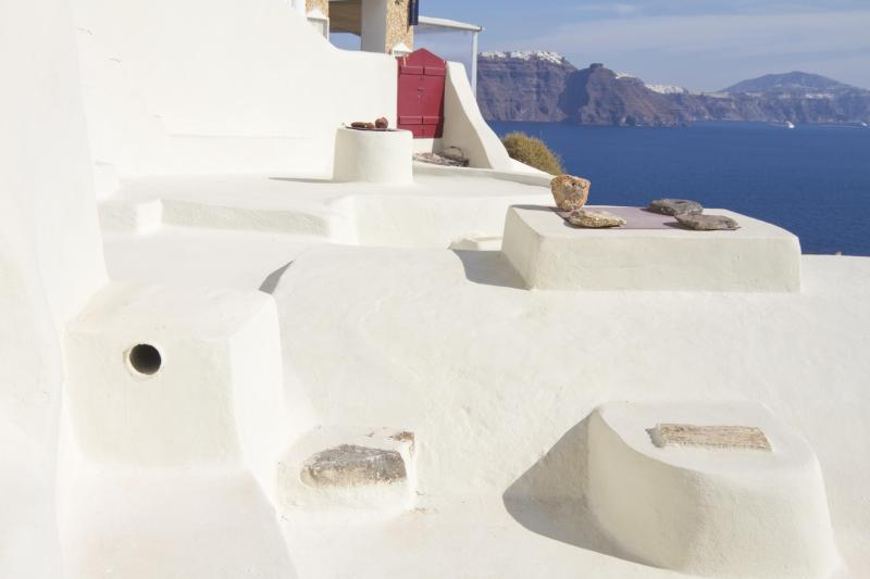 Unique architecture in Oia - Image 1 - Oia - rentals
