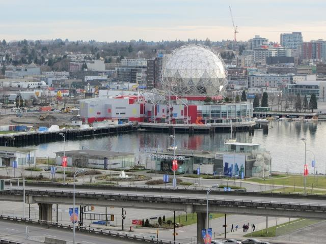 Beautiful southern view of Science Word and Olympic Village - LUXURY IN VANCOUVER - Vancouver - rentals