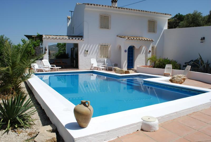 4 bedroom Country House in Rural Andalucia, Spain - Image 1 - Iznajar - rentals