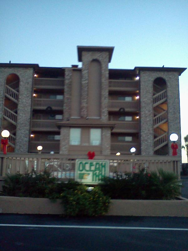 Street View; Ocean Inn Condo - Ocean Inn Beachfront Condo - North Myrtle Beach - rentals