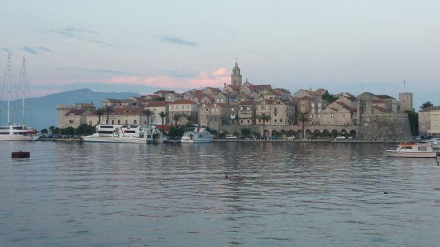 Korcula Old Town where the house is located - Korcula old town holiday house - Korcula Town - rentals