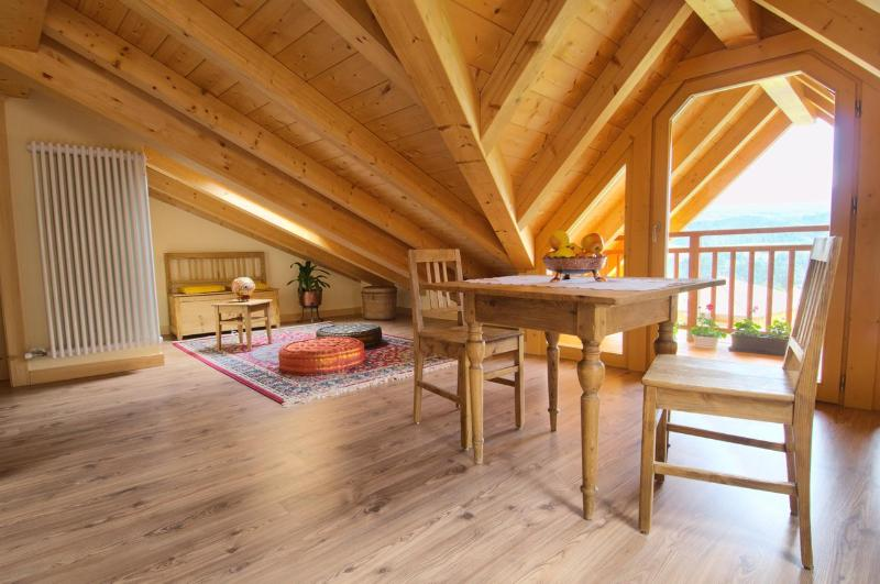 Charming, cozy and comfortable apartment-Mountains - Image 1 - Brez - rentals