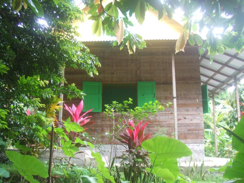 Hide-Out - Hide-Out Cottage on Nature Island Dominica - Saint Patrick Parish - rentals
