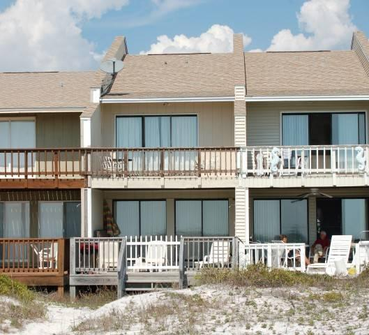 126 SEA VIEW - Image 1 - Mexico Beach - rentals