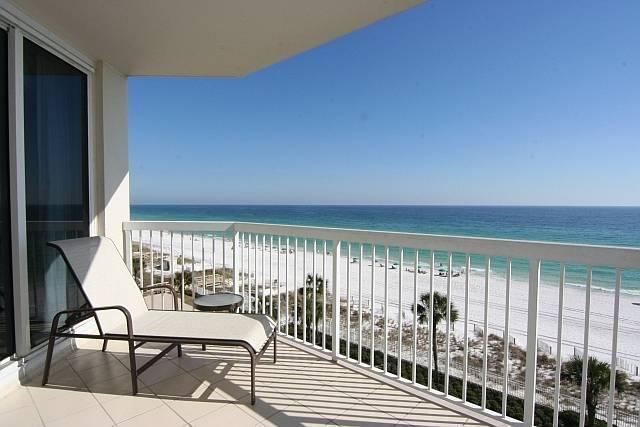 Silver Beach Towers E602 - Image 1 - Destin - rentals