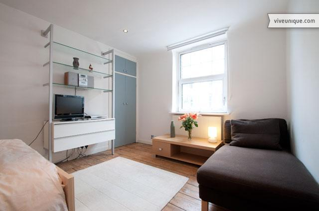 Pimlico Studio, 5 minutes from Sloane Square, Westminster - Image 1 - London - rentals