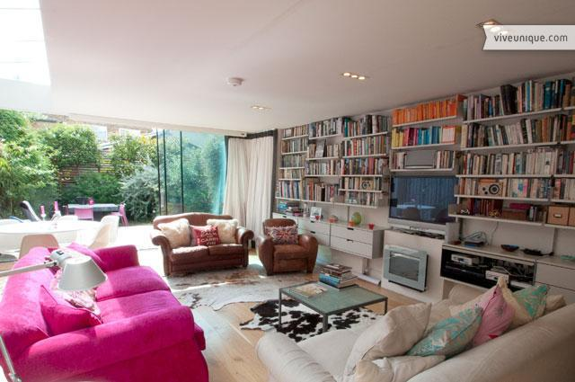 Large designer-luxe family home in Notting Hill, Kensington - Image 1 - London - rentals
