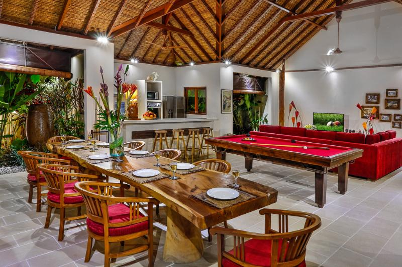 VILLA BIBI - LUXURY 5 BEDROOM VILLA, SUPERB VALUE - Image 1 - Seminyak - rentals