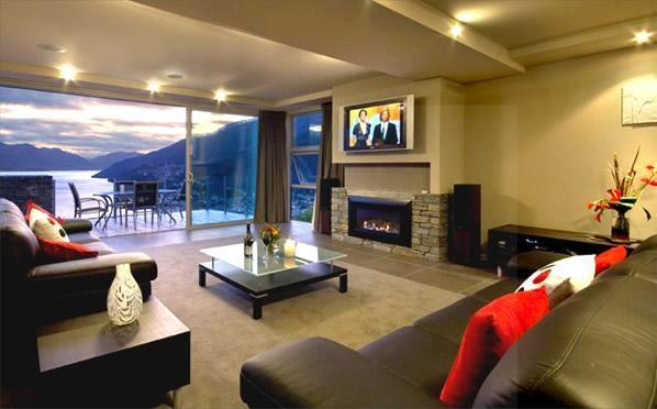Lounge - 25 On The Terrace, Queenstown - Queenstown - rentals