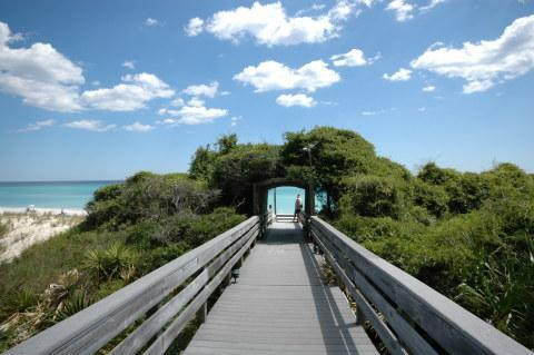 Seagrove Beach Steps out the Front Door - All Inn - Professionally decorated with private pool - Seagrove Beach - rentals