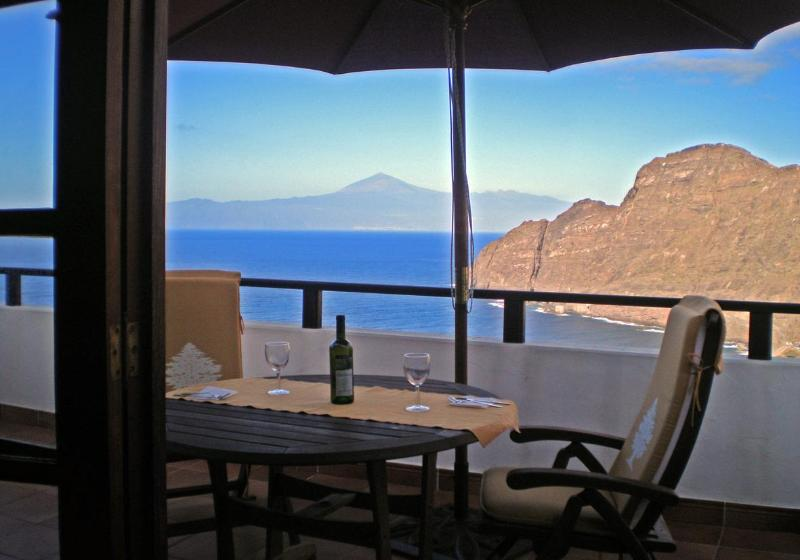 Views from the house - 2 bedroom self catering accommodation in La Gomera - Hermigua - rentals