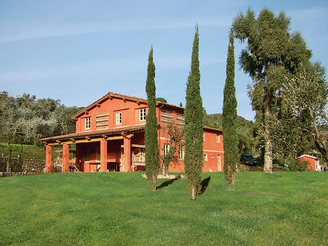 Farmhouse Near the Tuscan Coast with a Jacuzzi and a Private Pool - Villa San Martino - Image 1 - San Martino in Freddana - rentals