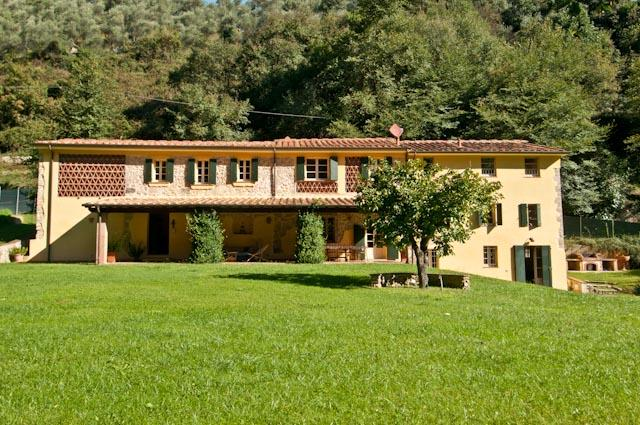 Tuscany Farmhouse Near Camaiore with a Private Pool - Casa Marta 1 - Image 1 - Camaiore - rentals