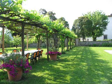 16th Century Elegant Villa in Tuscany with a Private Pool and a Shared Tennis Court - Villa Lucchesia - Image 1 - San Pietro a Marcigliano - rentals