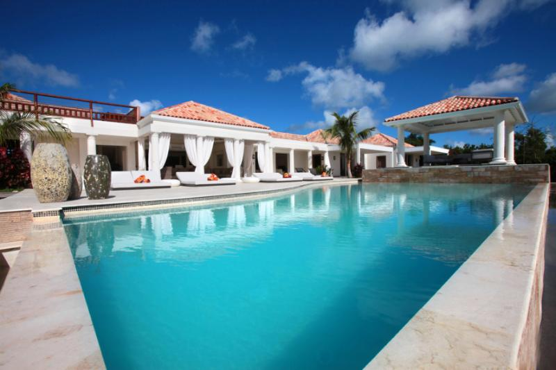 Agora at Terres Basses, Saint Maarten - Ocean View, Pool, Modern & Spacious, Very Private - Image 1 - Terres Basses - rentals