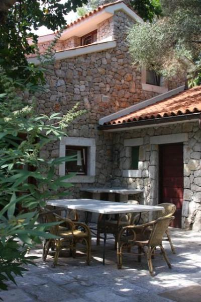 entrance - Romantic Stone House on island Losinj - Mali Losinj - rentals