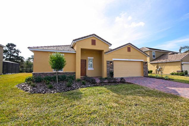 Exterior of 5 Bedroom Pool Home - Calabria 5 Bed South Face Pool, GAMES ROOM(9110-CA - Kissimmee - rentals