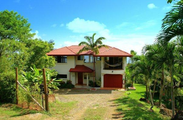 Luxury oceanview Eco-villa, 5 bedrooms with pool - Image 1 - Dominical - rentals