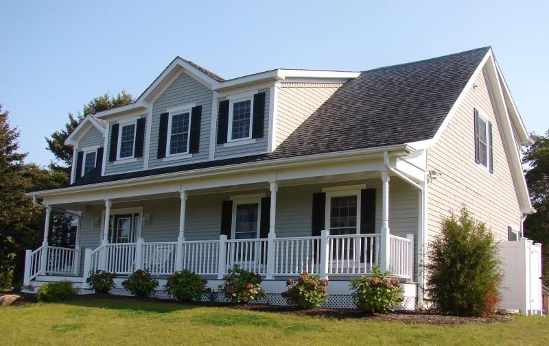 House front - Luxury home near the beach - Brewster - rentals