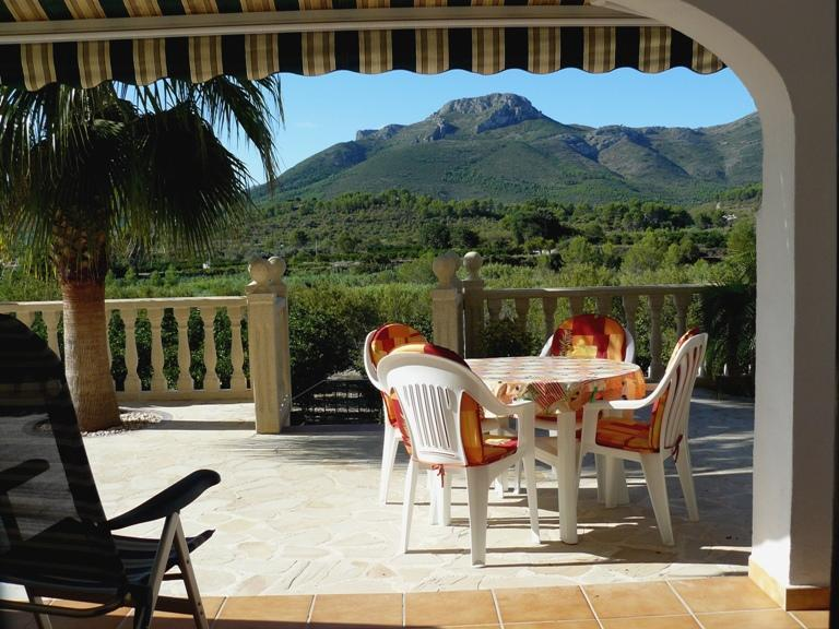View from the patio - Mill Orchards - Alcalali - rentals