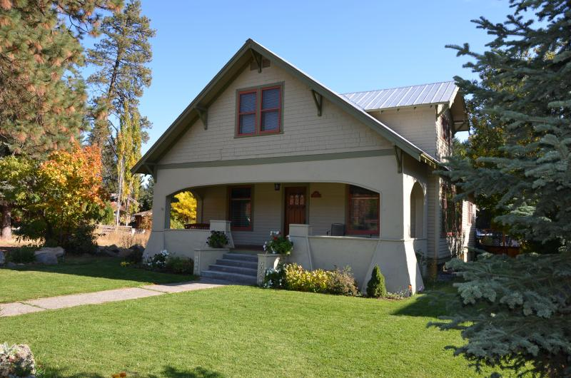 Bergen Haus Summer - Downtown Leavenworth - Leavenworth - rentals