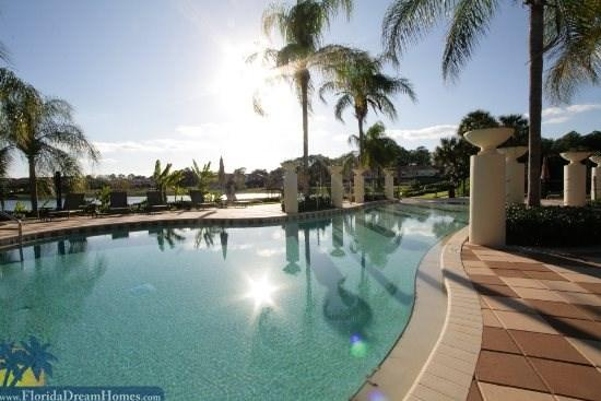 Exquisite Amenities in the Encantada Resort Just Down the Road From Disney - 4 Bed/3 Bath Everything You Need in a Gated Resort at a Great Rate - Kissimmee - rentals