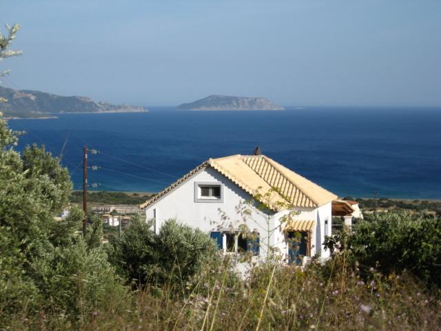 Villa Olivia - Apartment with spectacular views on Ionean sea! - Finikounda - rentals