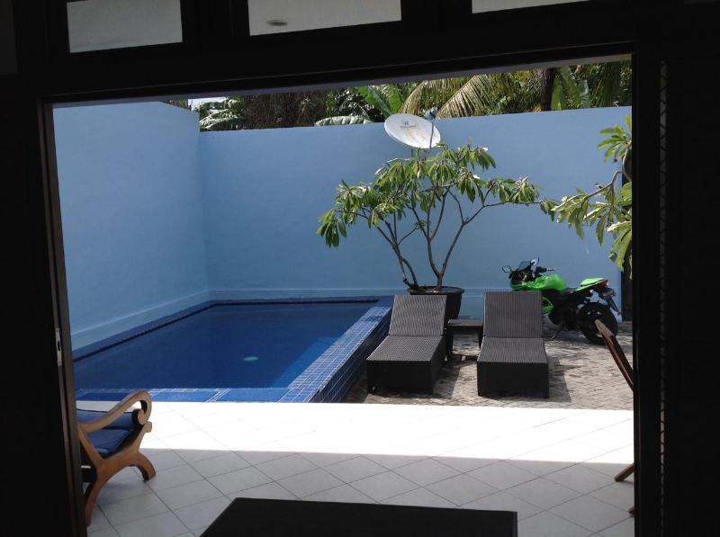 Villa Rahasia 1 or 2 bed Legian -Wi Fi  & Cable TV - Image 1 - Legian - rentals