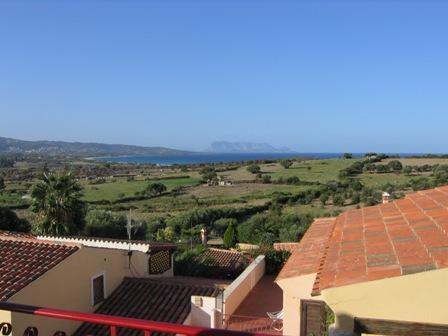 Panorama of Budoni beach and Tavolara - Le logge :Wonderfull Panorama of island Tavolara . - Budoni - rentals