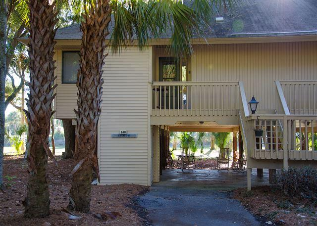 Club Cottage 840 - Relaxing Resort Home With Lots of Amenities - Image 1 - Edisto Beach - rentals