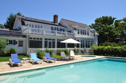 CLASSIC EDGARTOWN VILLAGE REFINED RETREAT WITH POOL - EDG GHIR-86 - Image 1 - Edgartown - rentals