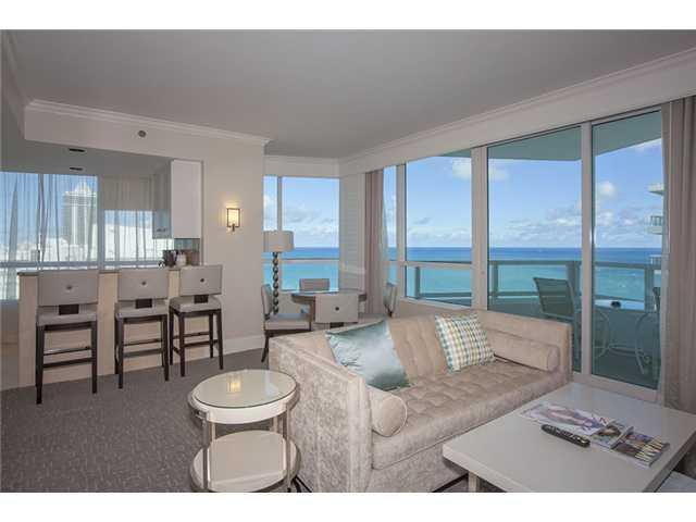 Fontainebleau Luxurious 1 Bdrm Tresor Ocean View - Image 1 - Miami Beach - rentals