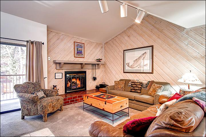 Spacious Living Area - Two Blocks from Main Street - Great for Winter or Summer Vacations (13116) - Breckenridge - rentals