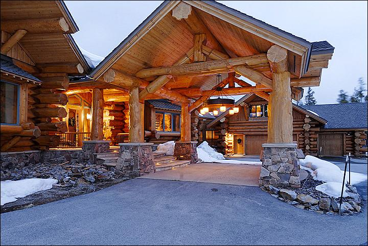 Luxurious Home Located on 50 Acres - Elegance meets Seclusion - Luxury Log home on 50 acres (13156) - Breckenridge - rentals
