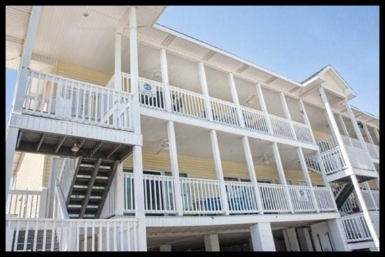 building complex - Paradise Found - Tybee Island - rentals