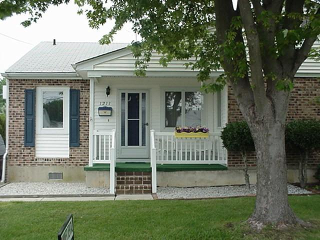 Front of House - Charming, Meticulous, Cape May Retreat - Cape May - rentals